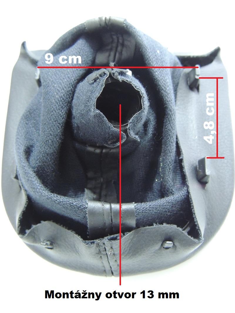 ME-Design Hlavica a radiaca páka PEUGEOT 207 307 308 406 607 807 Citroen C3 C4