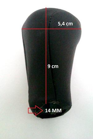 ME-Design Hlavica radiacej páky BMW E34 E36 E38 E39 E46 E60 E61 E87 E90 X3 X5