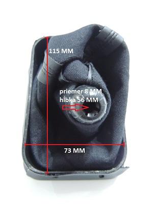 ME-Design Hlavica a radiaca páka Mercedes W202 W210 W208