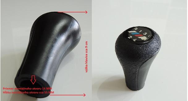 ME-Design HLAVICA RADIACEJ PÁKY BMW E34 E36 E39 E46