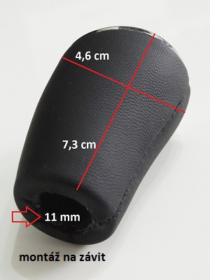 ME-Design Hlavica radiacej páky Mazda 3 CX-7 MX-5