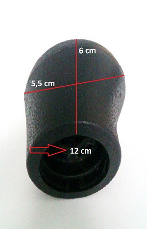 ME-Design Hlavica radiacej páky RENAULT CLIO II Mk2 KANGOO II Mk2 TWINGO